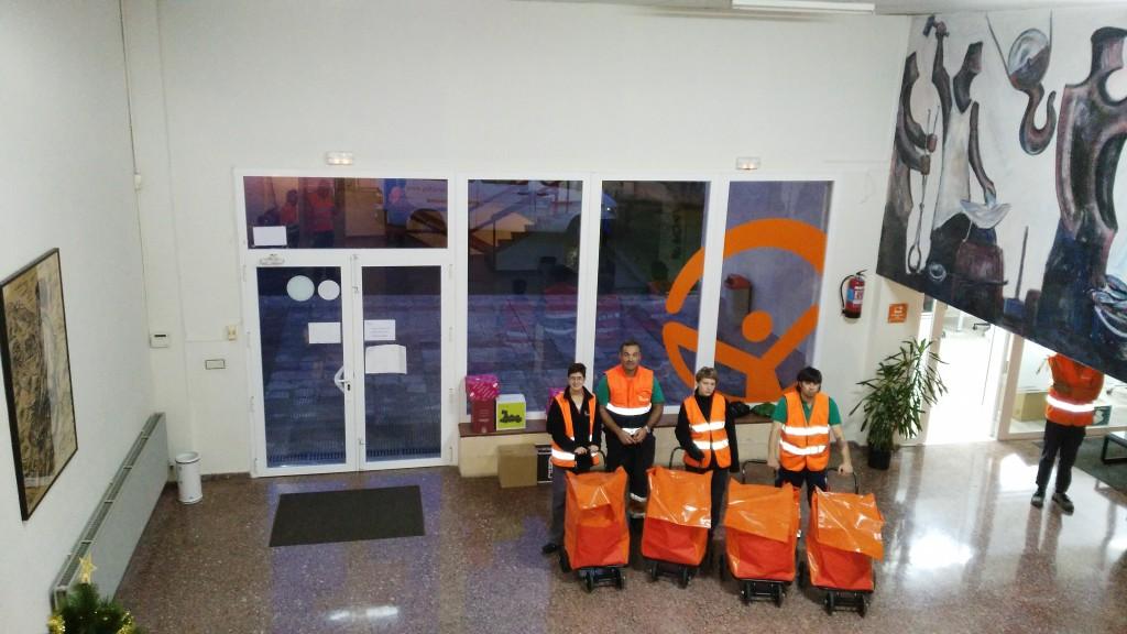 BUZONEO ELECCIONES 20 DICIEMBRE 2015